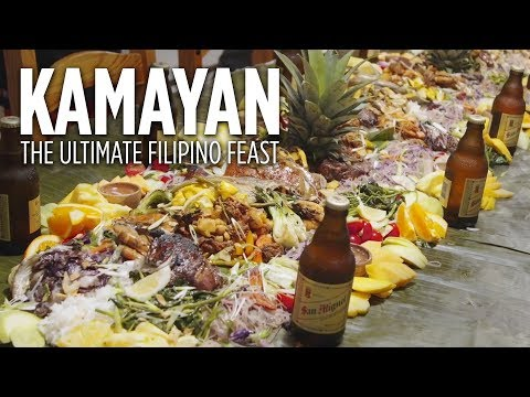 Kamayan: The Ultimate Filipino Feast | Community Stories | Allrecipes.com
