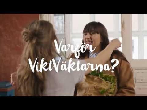 ViktVäktarna reklamfilm vinterkampanj 2017