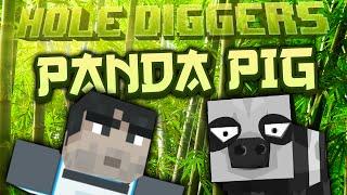 Minecraft - Hole Diggers 25 - Panda Pig