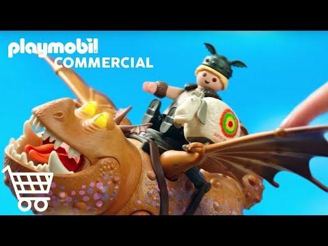 DreamWorks Dragons de PLAYMOBIL (Français)
