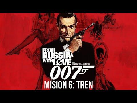 007 Desde Rusia con Amor (2006) - Sony PSP - Misión 6: Tren