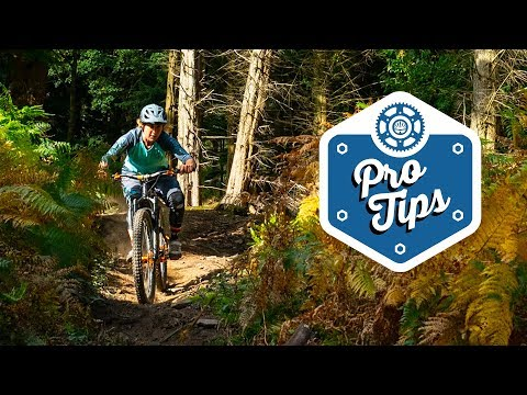 How To Ride Features That Scare You - MTB Tips From a World Champ