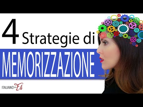 How to learn Italian ⏩4 TIPS to MEMORISE and LEARN NEW WORDS ⏪