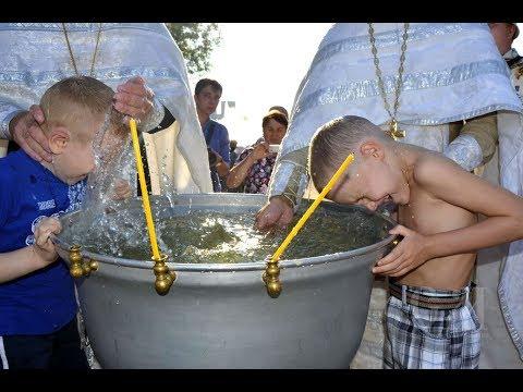 Kako nagovoriti sveštenika da krsti pogruženjem?
