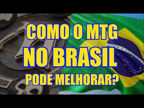 O que pode ser feito para melhorar o Magic no Brasil feat. Low Commander