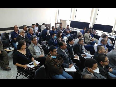 Juicio de La Línea iniciará en enero del 2022