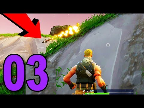 DODGING ROCKETS - Fortnite Battle Royale (Part 3)