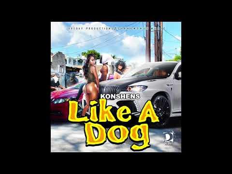 KONSHENS - LIKE A DOG {lakka daag} - dre productions / Subkonshus music {DEC 2017}
