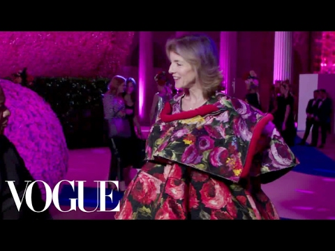 Caroline Kennedy Shows Off Her Comme des Garcons Gown | Vogue