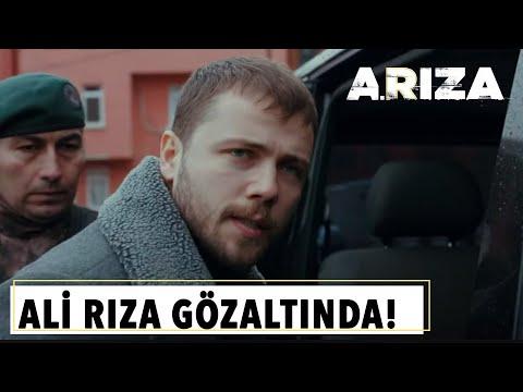 Ali Rıza gözaltına alınıyor! | Arıza 19.Bölüm