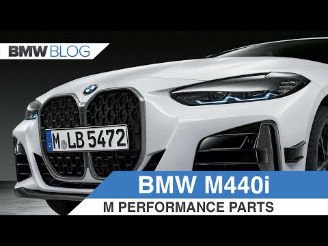 EXCLUSIVE LOOK: 2020 BMW M440i M Performance Parts