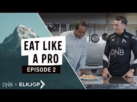 How To E-Sport - Eat like a pro