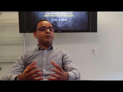 DeVry University Student Testimonial - Dhrupaj Sharma