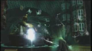 Harry Potter Order of the Phoenix Walkthrough Part 22 - Dumbledore Vs. Voldemort