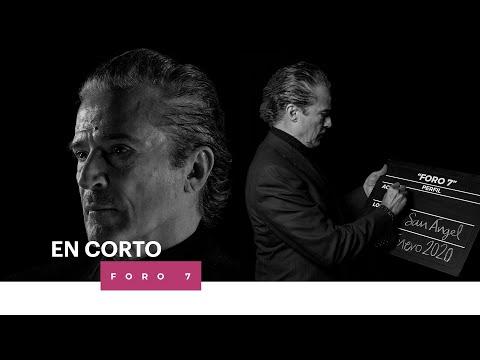 René Casados recuerda cómo consiguió un papel en la película de Pedro Páramo   Foro 7, en corto