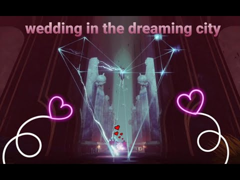 Wedding in The Dreaming City #MOTW