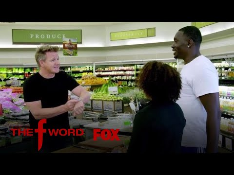Gordon Ramsay Makes A Surprise Meal For Supermarket Shoppers   Season 1 Ep. 11   THE F WORD