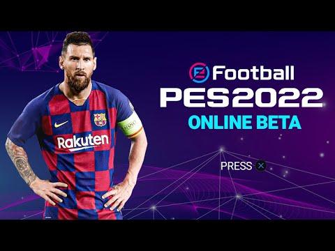PES 2022   BETA ONLINE para jogarmos em breve!?