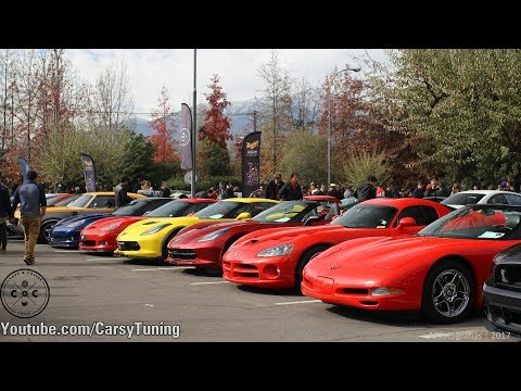 Going to Cars and Coffee in a Lotus Elise 220 Sport