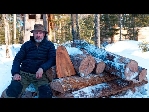 Wilderness Workout | Cherry Basic Bushcraft Project