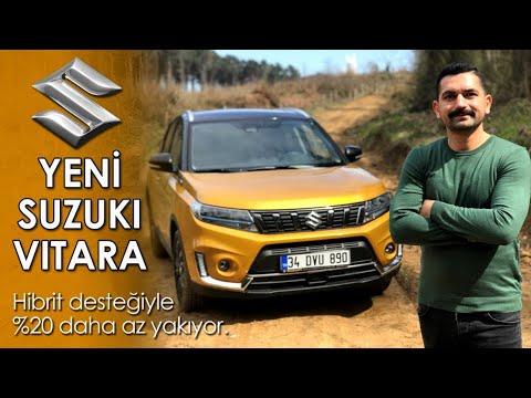 Yeni Suzuki Vitara Test Sürüşü | Hibrit Desteğiyle Yüzde 20 Daha Az Yakıyor!