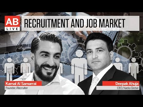 AB Live: UAE's job market and what needs to change in the recruitment process