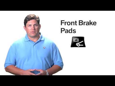 BMW: Front Brake Pads