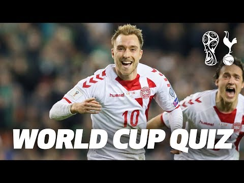 CHRISTIAN ERIKSEN | WORLD CUP QUIZ