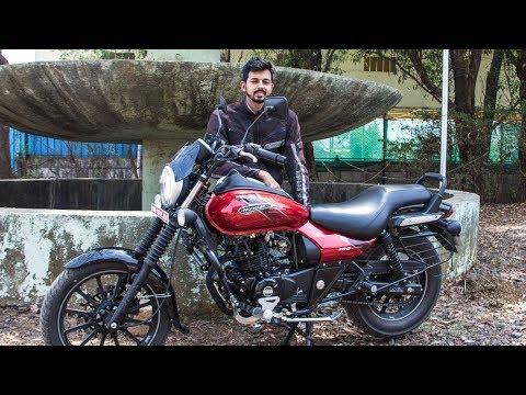 connectYoutube - Bajaj Avenger 180 Review - Cruiser Commuter   Faisal Khan