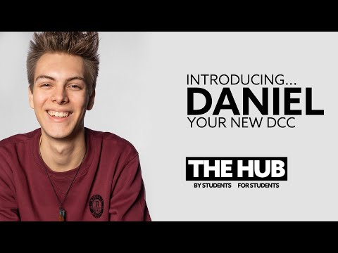 Introducing your new Digital Content Creator... Daniel | Northumbria University