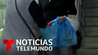 Adiós a las bolsas plásticas en Ciudad de México   Noticias Telemundo