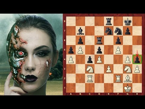 Outrageous Artificial Intelligence: (Game 4) : DeepMind's AlphaZero crushes Stockfish Chess Engine