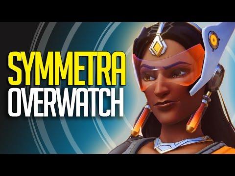 "Symmetra Guide ""Revamped Hero Breakdown"""