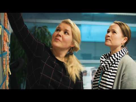 Finavia on lentoasemayhtiö, joka johtaa ja kehittää 21:tä lentoasemaa eri puolilla Suomea. Lentoasemien ainutlaatuisessa, kansainvälisessä ja jatkuvasti kehittyvässä toimintaympäristössä tarvitaan nyt ja tulevaisuudessa paljon erilaista osaamista. Katso Katariinan tarina.