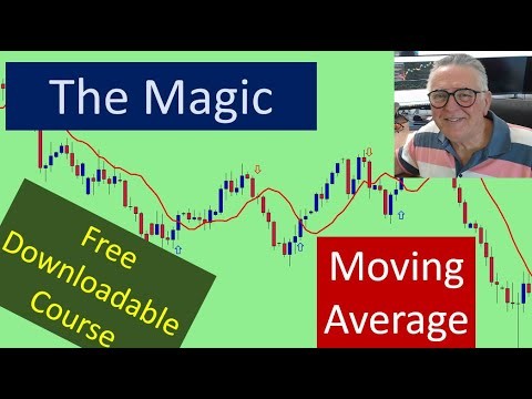 2 free courses. Learn how to use the Magic Moving Average indicator to maximize your trading income