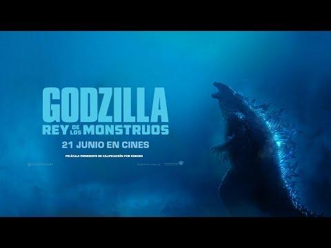 Godzilla Rey de los Monstruos - Youtube Masthead