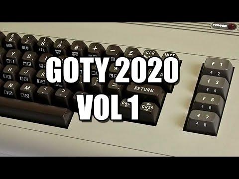 GOTY COMMODORE 64 2020 VOL 1