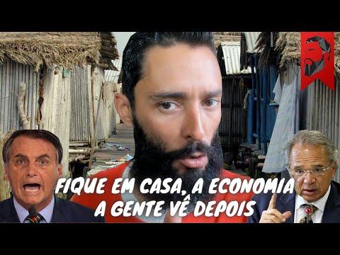 FIQUE EM CASA, A ECONOMIA A GENTE VÊ DEPOIS: A CONTA CHEGOU!!!