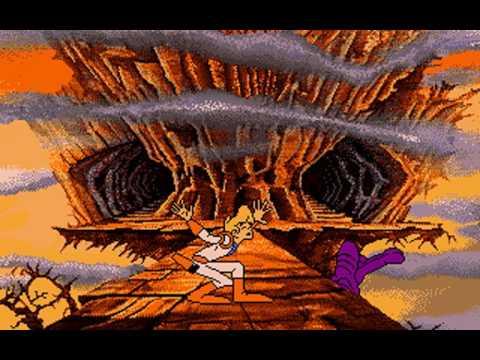Space Ace (ReadySoft, Sullivan Bluth) (MS-DOS) [1990]