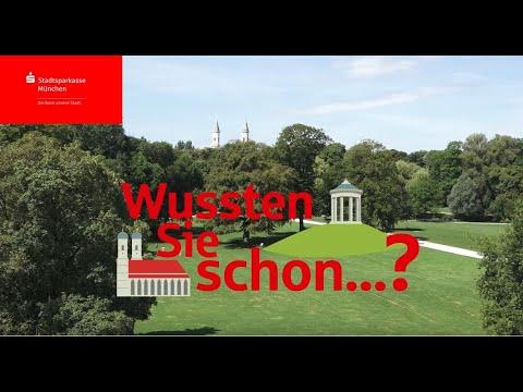 Wussten Sie schon...? Wissenswertes über den Englischen Garten - Mein München