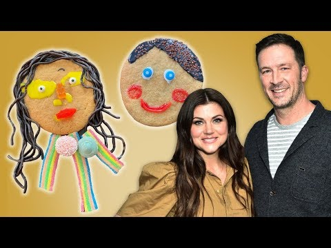 Tiffani Thiessen & Brady Smith talk cookies & their new kids book | Treat Yourself | Allrecipes.com