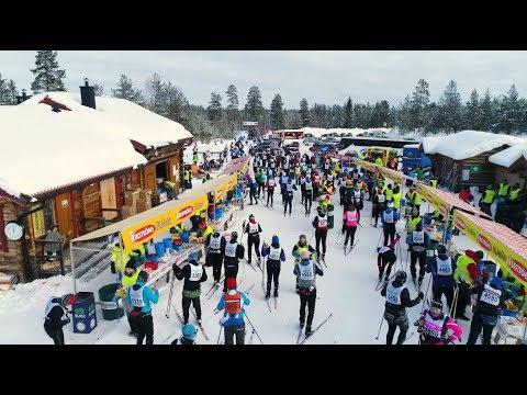 Ekströms är stolt sponsor till Vasaloppet - kortversion
