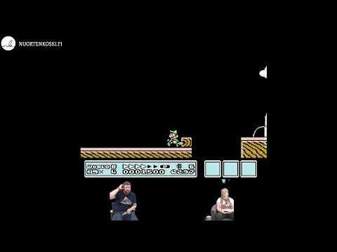 Nuortenkoski esittää: Super Mario Bros 3