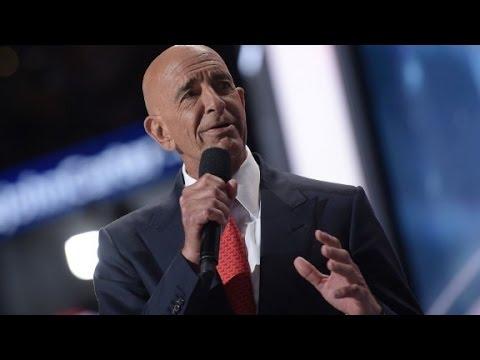 Tom Barrack Jr.: I don't want to hear Trump talk abo...