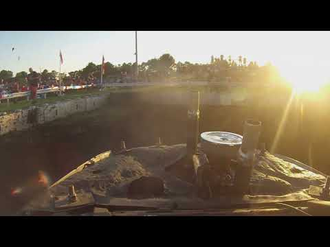 #035 ONBOARD DEMOLITION DERBY 2018