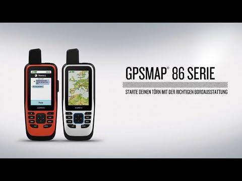 GPSMAP 86 Serie - Starte deinen Törn mit der richtigen Bordausstattung
