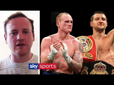 George Groves opens up on the AGONY of losing to Carl Froch | Documentary 8