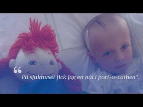 Min Historia - Alexander, 7 år, har haft hjärntumör