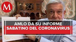 AMLO pide a mexicanos atender medidas de salud contra el covid-19