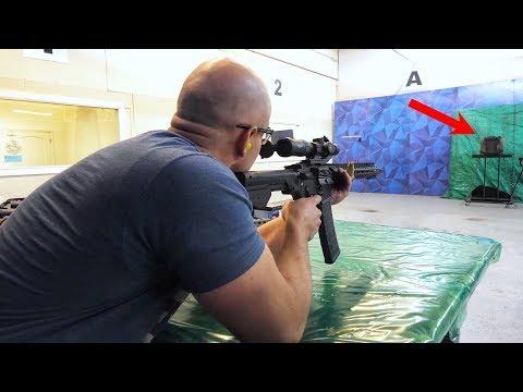 What's inside a Bulletproof Backpack?